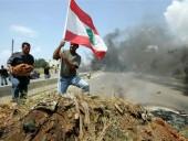 Израиль нанес удары по югу Ливана