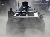 На военных учениях в России БТР сбил двух росгвардийцев