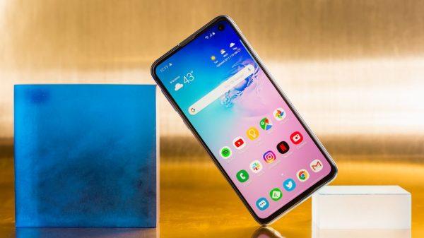 Samsung Galaxy S10e для вашего комфорта и удобства