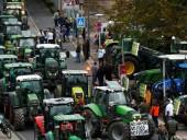 Протесты фермеров парализовали движение во многих городах Германии
