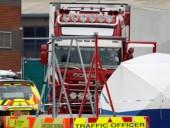 Все 39 погибших, найденных в грузовике в Британии, были гражданами КНР