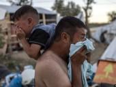 В Северной Македонии полиция нашла 43 мигранта в фургоне
