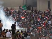 Антиправительственные протесты в Ираке: 2 человека погибли, 200 ранены