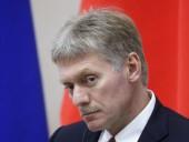 Прес-секретарь Путина: Россия против участия США в нормандской формате