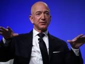 Джефф Безос потерял за сутки почти 7 млрд долларов после падения акций Amazon на бирже
