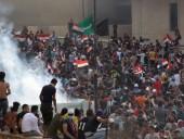 Число погибших во время протестов в Ираке возросло до 90 человек