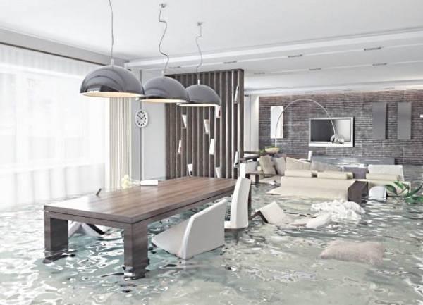 Услуги по оценке ущерба от залива квартиры