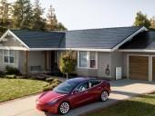 Маск заявил, что Tesla создала новую крышу для домов, которая вырабатывает ток из солнечной энергии