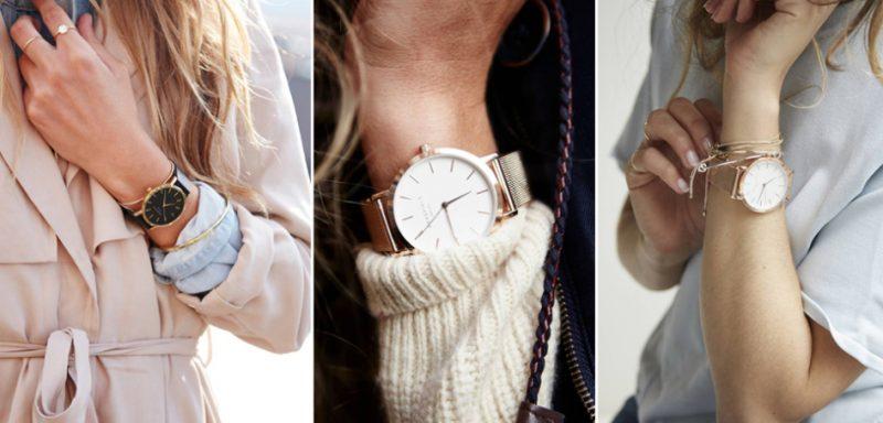 Огромный выбор часов от известных брендов