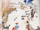 Из галереи в Сан-Франциско работу известного художника украли за 32 секунды