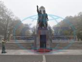 В Чехии за сутки облили краской два памятника советским воинам