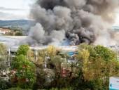 В Австрии произошел взрыв на фабрике по переработке отходов, есть пострадавшие
