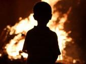 В России во время пожара погибли трое детей