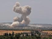 Турция официально объявила о начале военных действий в Сирии