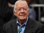 В больницу попал бывший президент США Картер