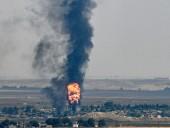 В Сирии из-за авиаударов Турции погибли 14 мирных жителей - правозащитники