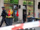 Мужчина, напавший на синагогу и закусочную в немецком Галле, полчаса транслировал атаку в Twitch