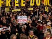 Суд в Испании приговорил лидеров каталонских сепаратистов к 9-13 годам тюрьмы