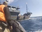 Российские пограничники обстреляли северокорейских браконьеров в Японском море
