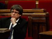 Власти Бельгии отказалась арестовывать экс-главу Каталонии Пучдемона