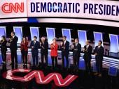 Демократы США в ходе теледебатов призвали к жесткому курсу против России