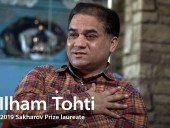 Уйгурский активист Ильхам Тохты стал лауреатом премии Сахарова