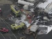 В США погибли 7 человек из-за аварии бомбардировщика времен Второй мировой войны