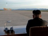 КНДР осуществила запуск ракеты