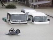В Японии погибли 10 человек во время тайфуна