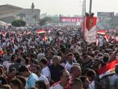 Во время антиправительственных протестов в Египте задержали более ста детей