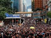 Протесты в Гонконге: полиция впервые застрелила митингующего