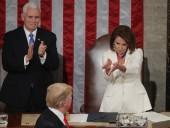 Трамп о Пелоси: она очень больной человек