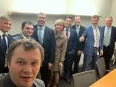 Украинская делегация в США встретилась с руководством Всемирного банка в Украине