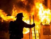 В Гондурасе сгорело десять домов из-за взрыва грузовика с цистерной