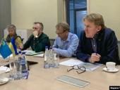 Члены Меджлиса крымских татар обсудили вопросы Крыма с нидерландскими политиками
