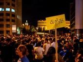 На протестах в Ливане произошли столкновения с полицией: ранены 160 человек