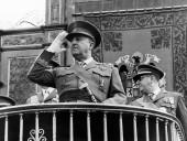 В Испании начались работы по эксгумации диктатора Франко
