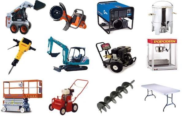Импортное промышленное оборудование и техника