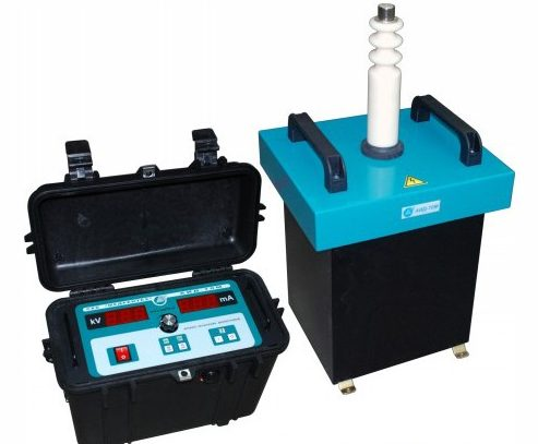 Надежный аппарат для испытания диэлектриков АИД 70М