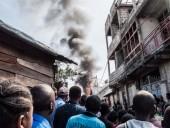 В Конго в жилые дома врезался самолет, погибли более 20 человек