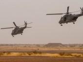 В Мали из-за аварии вертолетов погибли 13 французских военных