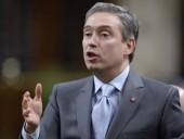 Новым главой МИД Канады вместо Христи Фриланд станет Франсуа-Филипп Шампань