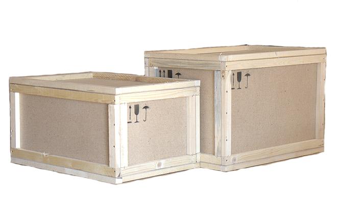 Ящик из фанеры – универсальная и удобная тара