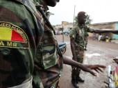 Ответственность за убийство солдат в Мали взяло