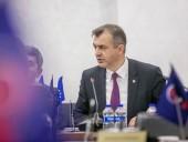 Парламент Молдовы утвердил правительство Кику