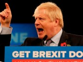 Борис Джонсон обещает избирателям выйти из ЕС до 31 января 2020 года