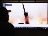 КНДР провела испытания ракетной установки сверхбольшого калибра
