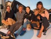 Экоактивистка Грета Тунберг поплывет через океан на катамаране