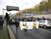 """В Париже снова бастуют """"желтые жилеты"""""""