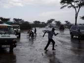 В Кении из-за наводнения произошел оползень, десятки погибших